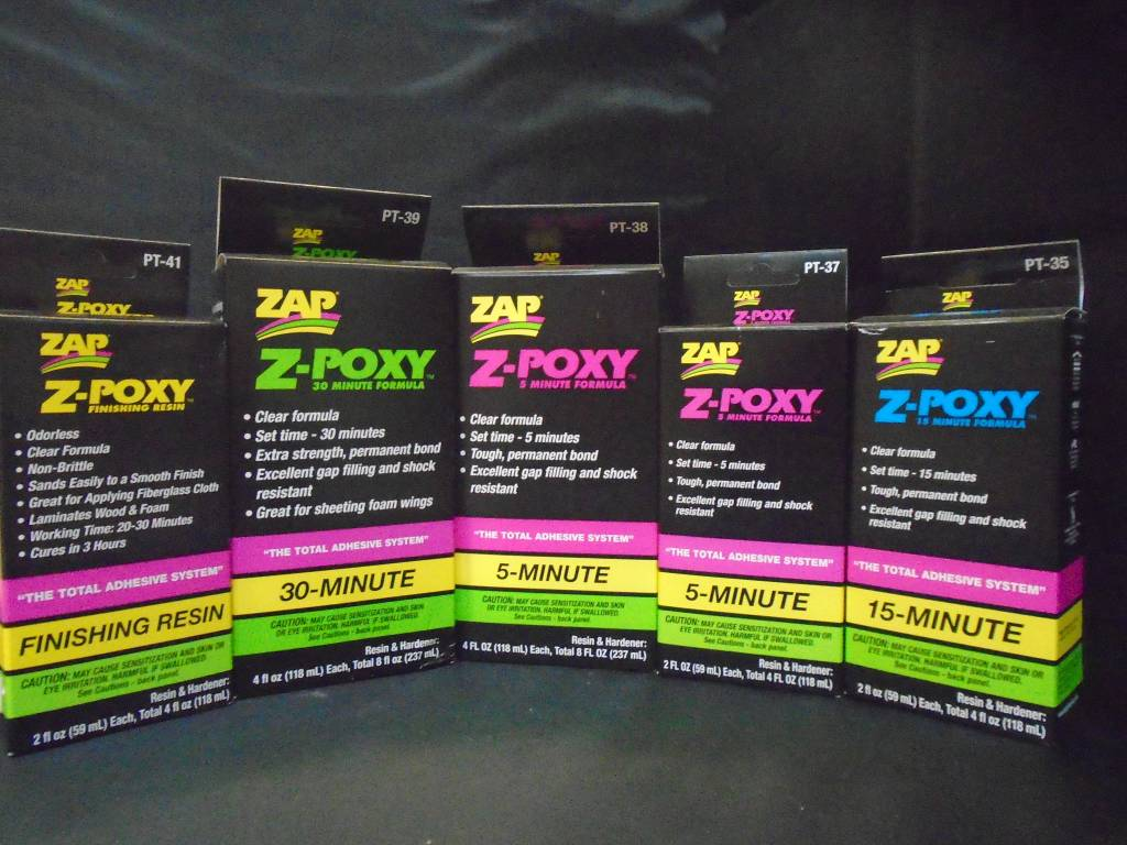 Zpoxy Glues